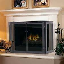 iron fireplace screens binhminh decoration