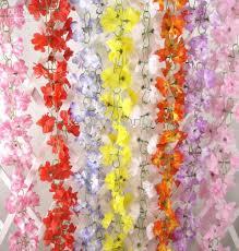 Artificial Flowers Wholesale 2017 Wholesale Options Beautiful Vine Hanging Bush Plant