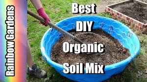 diy the best organic raised bed how to make square foot garden