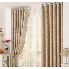 Insulated Curtains Blackout And Energy Saving Floral Printing Patterns Insulated
