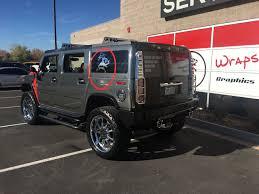 New Hummer H2 Gorilla Wraps For Hummer Car U2013 Gorilla Wraps
