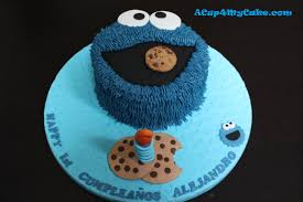 cookie monster baby shower august 2014 acup4mycake