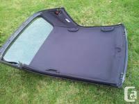 bmw e36 convertible hardtop for sale e36 hardtop for sale buy sell e36 hardtop across canada