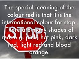 Red Color Meaning Colour Meanings
