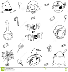 doodle of magician face halloween stock vector image 73017870