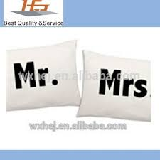 his and hers pillow cases his and pillow cases wholesale decorative pillow covers buy