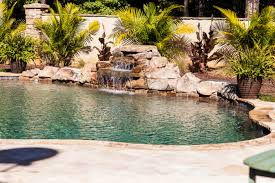 water features custom water features charlotte rock waterfalls photos