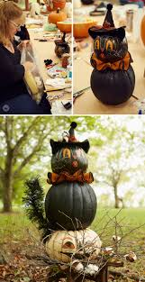 Hallmark Halloween Ornaments by Decorating Pumpkins With Hallmark Keepsake Artists Think Make Share