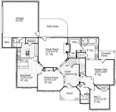 manor house plans manor house 5498lk architectural designs house plans