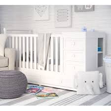 tufted baby crib wayfair
