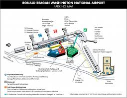 Bwi Airport Map Reagan Airport Parking Guide Find Cheap Rates Near Dca