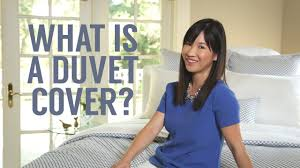 What Is The Difference Between Comforter And Quilt What Is A Duvet Cover Youtube