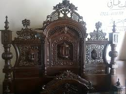 Furniture Designs by Cool Chiniot Furniture Bed Sets 2015 Youtube