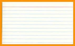 100 3 x 5 index card template avery 3x5 index card template