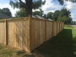 wood privacy fence and other privacy fence options u2014 peiranos fences