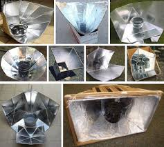 diy designs creative diy solar cooker designs webecoist