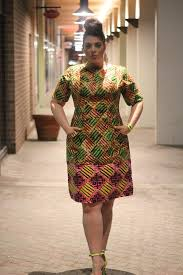 stylish and comfy plus size ankara dresses