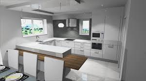 decoration interieur cuisine cuisine designe nouveau cuisine blanc design s de design d