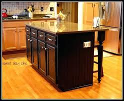 Base Cabinets For Kitchen Island Kitchen Island Base Cabinet Kitchen Island Made By Hubby Me From