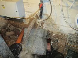 water main leaks into neighbors basement manhattan harris water main