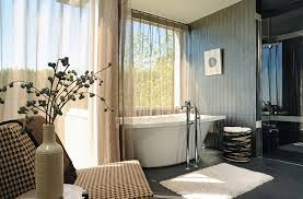 bathroom look small shower bathtub with surrounded curtain need