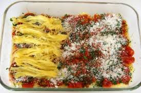 spaghetti squash casserole copycat recipe from true food kitchen