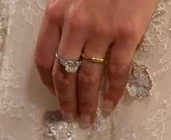 Wedding Ring On Right Hand by Stephanie De Lannoy Wedding Dress My Wedding Scrapbook