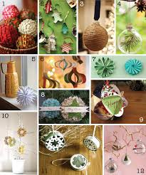 diy vintage christmas decorations