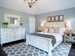Fixer Upper Yours Mine Ours And A Home On The River Joanna - Blue and white bedrooms ideas