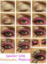 Spider Witch Halloween Makeup by Spider Web Eye Makeup Mugeek Vidalondon