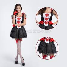 compare prices on queen hearts costume for women online shopping