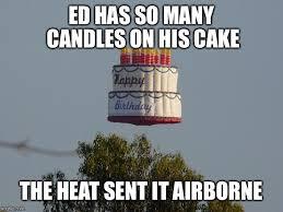Cake Meme - flying birthday cake meme generator imgflip