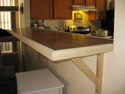 build kitchen island with breakfast bar kitchen design