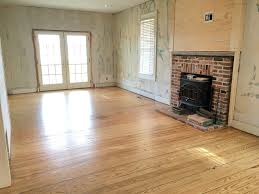 How To Replace A Damaged Piece Of Laminate Flooring Bringing A Damaged Heart Pine Floor Back From The Brink Old Town