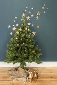 Christmas Ornaments Without Tree by Tree Without Tree 40 Beautiful Vintage Christmas Tree Ideas
