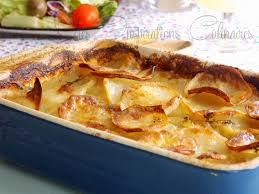 cuisine samira gratin recette pommes boulangère le cuisine de samar