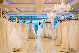 wedding dress store wedding dress shopping tips don t shop with an entourage inside