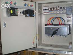 ats panel automatic generators clasf