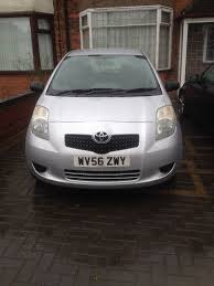 Yaris Toyota 2006 Toyota Yaris 1 0 2006 Manual Hpi Clear 5 Door Hatchback In Hodge