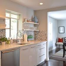 kitchen mosaic tile backsplash white kitchen cabinets blue mosaic backsplash design ideas
