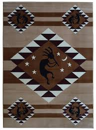 Indian Area Rugs Amazon Com Rugs 4 Less Collection Southwest Native American