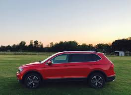volkswagen tiguan 2018 interior 2018 volkswagen tiguan review u2013 newly mellow and mature