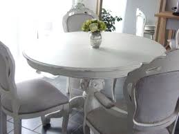 Shabby Chic Dining Table Set Shabby Chic Dining Table Farmhouse Style Works Well With Shabby