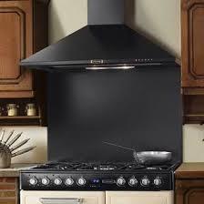 hotte de cuisine noir hotte d aspiration cuisine aspirante quel type de silencieuse