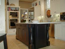 painted kitchen islands painted kitchen islands white painted kitchen with wood base