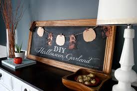 diy halloween garland erin spain