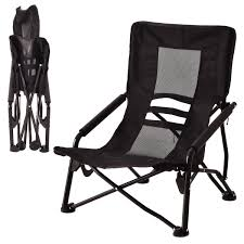 High Back Chairs by Outdoor High Back Folding Beach Chair Folding Chairs U0026 Stools