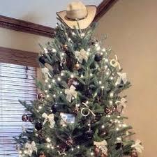 spelndid western christmas tree decorations stylish christmas