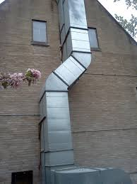 Ductwork Estimating For Hvac by Need Advice Estimate On Outdoor Exterior Ductwork On A Light