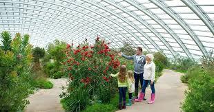 National Botanic Garden Wales National Botanic Gardens Wales Botanic Garden Of Wales Visitor